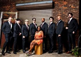 Sharon Jones and the Dap Kings- Fremantle Arts Centre