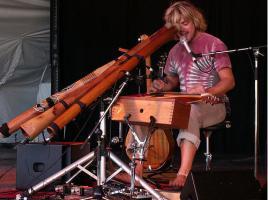 Xavier Rudd- Fremantle Arts Centre